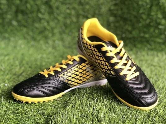 Giày đá bóng Zocker ZTF 18VT (Black/Yellow)