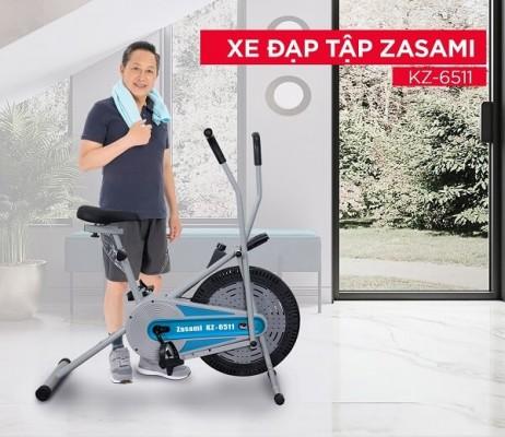 Xe đạp tập thể dục Zasami KZ-6511