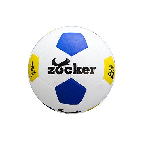 Bóng đá Cao su Zocker Size 3